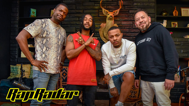 Cover art for album  by Rap Radar, Omarion, Bow Wow