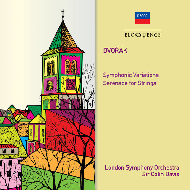 Dvorak: Symphonic Variations; Serenade for Strings