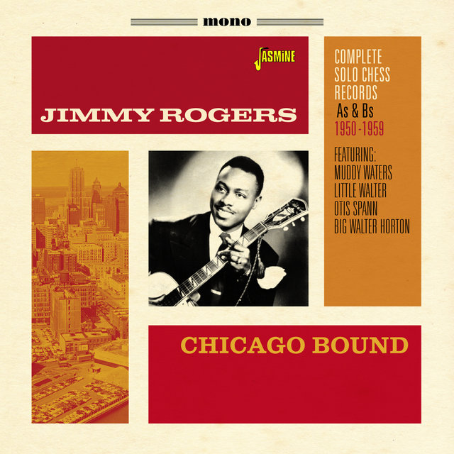 Chicago Bound - Complete Solo Records, As & BS, 1950 - 1959