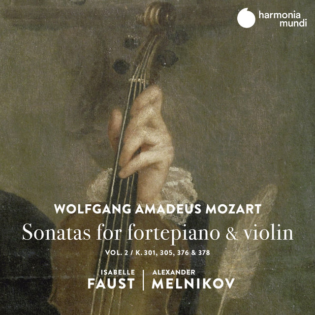 Mozart: Sonatas for Fortepiano & Violin, Vol. 2