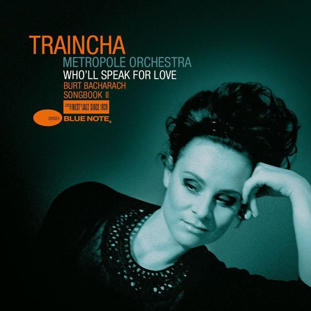 Cover art for album  by Traincha