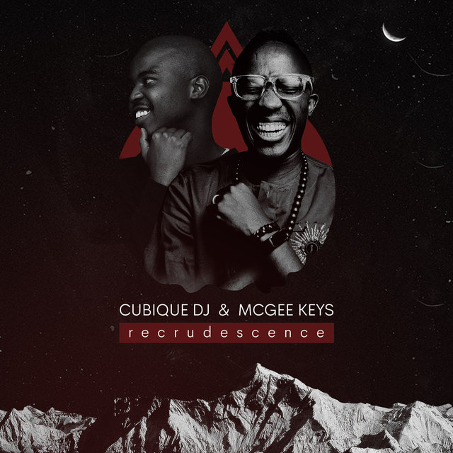 Cover art for album Recrudescence by Cubique Dj, McGee Keys