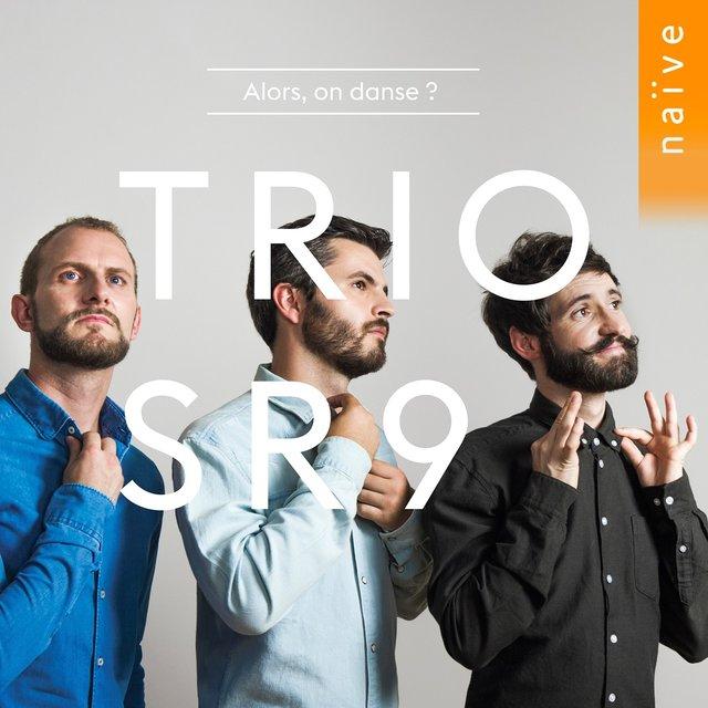 Cover art for album Alors, on danse ? (Transcr. for Three Marimbas) by Trio SR9, Paul Changarnier, Nicolas Cousin, Alexandre Esperet