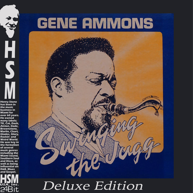 Gene Ammons Swinging the Jugg