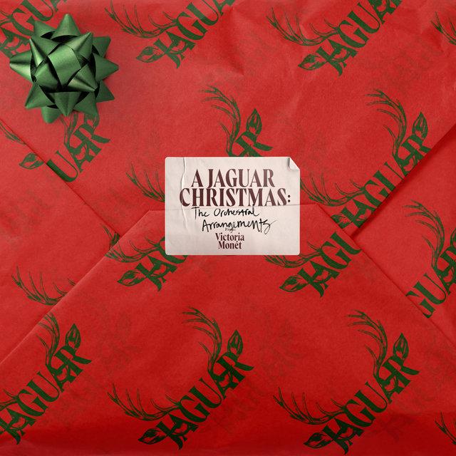 Cover art for album A Jaguar Christmas: The Orchestral Arrangements by Victoria Monét