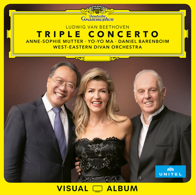 Beethoven: Triple Concerto (Visual Album / Live at Philharmonie, Berlin / 2019)