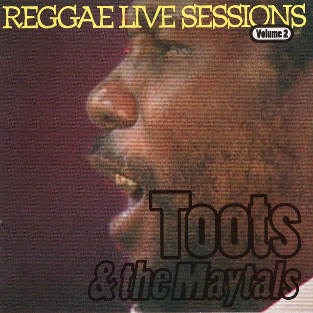 Toots & The Maytals Reggae Live Sessions
