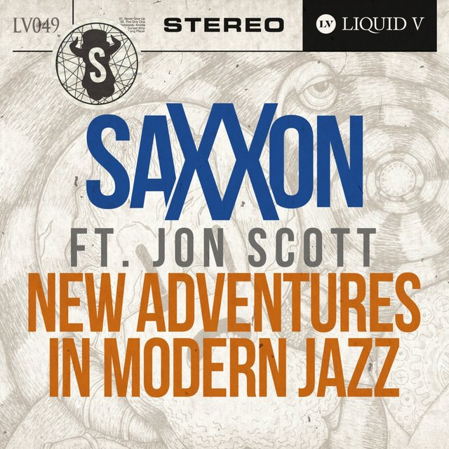 New Adventures in Modern Jazz