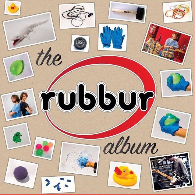 the rubbur album