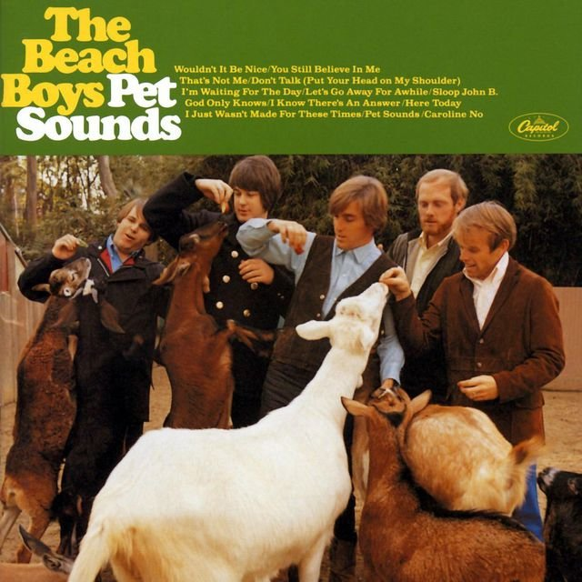 Pet Sounds (Original Mono & Stereo Mix Versions)