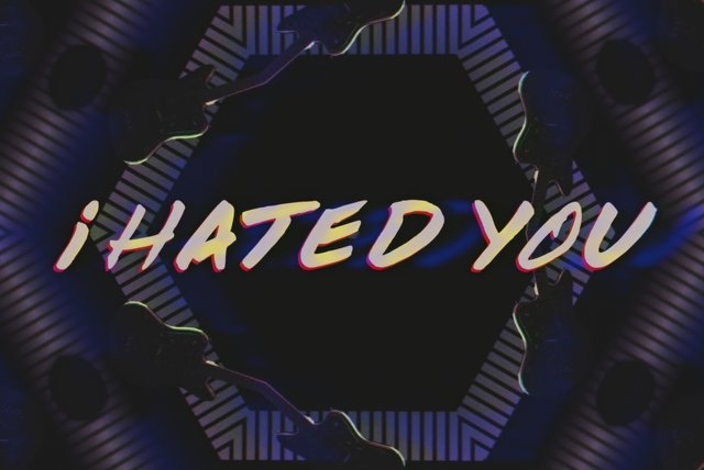 I Really Wish I Hated You (Lyric Video)