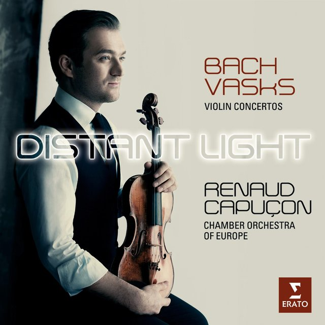 Distant Light - Renaud Capuçon plays Bach & Vasks