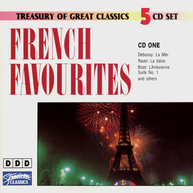 French Favorites (Vol 1)