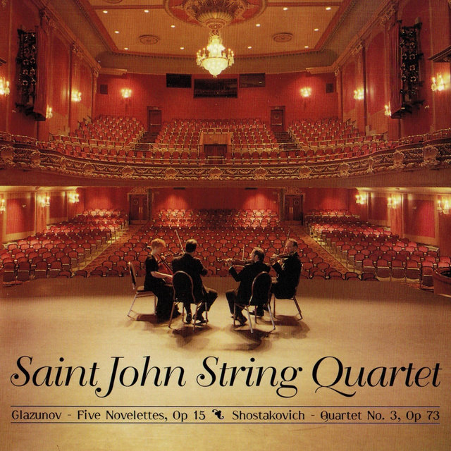 Saint John String Quartet