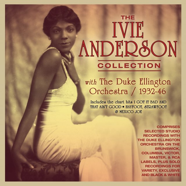 The Ivie Anderson Collection 1932-46