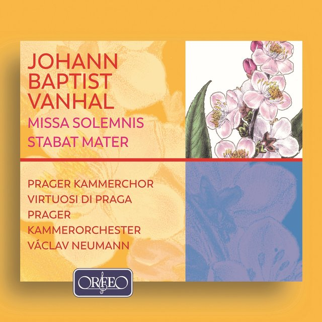 Vanhal: Missa Solemnis in E-Flat Major, Stabat Mater in F Major & Symphony in D Major, Bryan D4