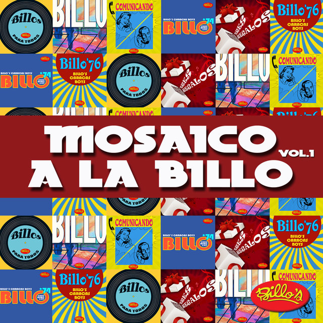 Mosaico a la Billo, Vol. 1