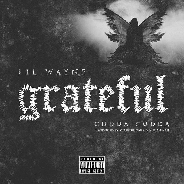 Cover art for album  by Lil Wayne, Gudda Gudda
