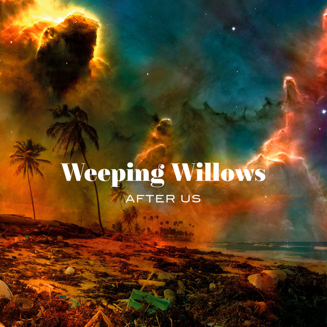 Cover art for album After Us by Weeping Willows