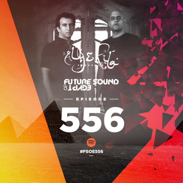 Future Sound Of Egypt Episode 556