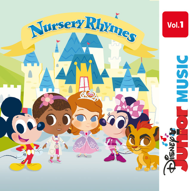 Disney Junior Music Nursery Rhymes Vol. 1
