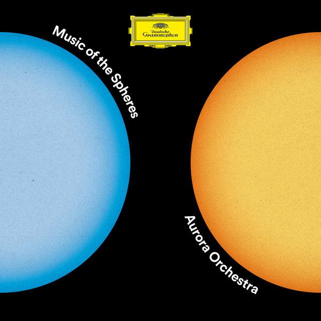 Cover art for album Music of the Spheres by Aurora Orchestra, Nicholas Collon