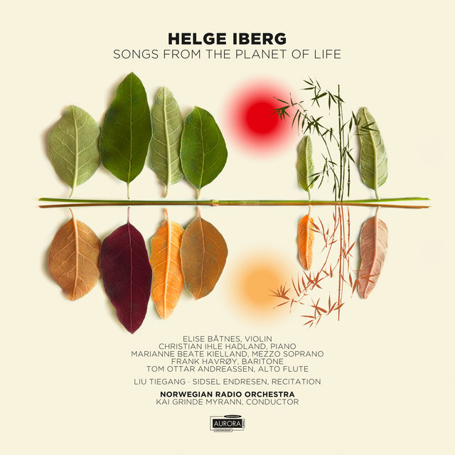 Helge Iberg: Songs from the Planet of Life