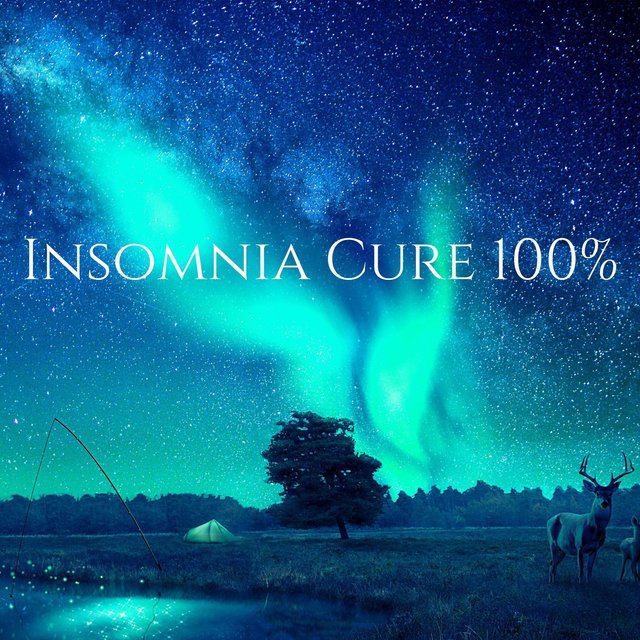 Insomnia Cure 100%: Sleep Music
