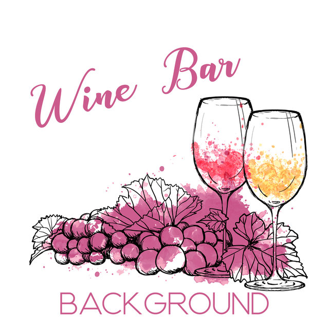 Wine Bar Background - Elegant and Vintage Jazz Melodies That Will Be Perfect for Tasting Delicious Alcoholic Beverages, Instrumental, Piano, Trumpet, Drums, Sax, Jazz Lounge, Red & White Wine