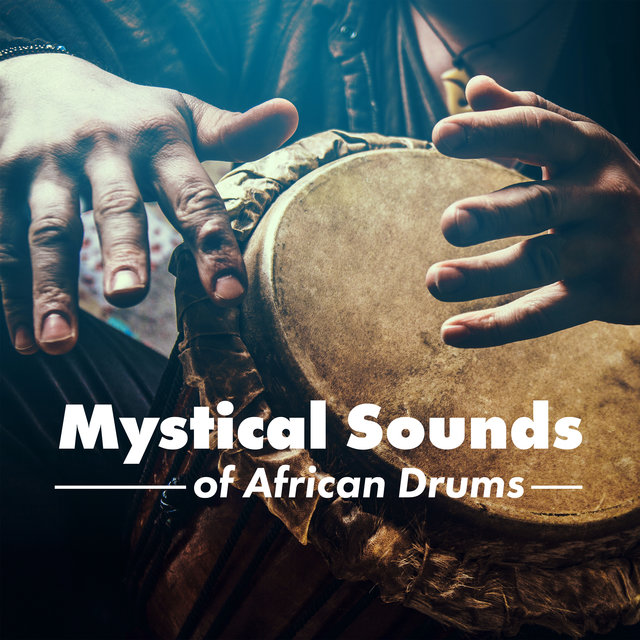 Mystical Sounds of African Drums – Zone of Shamanic Meditation Music 2021