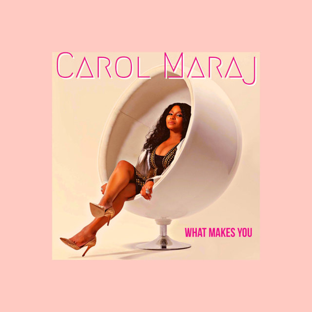 Cover art for album  by Carol Maraj