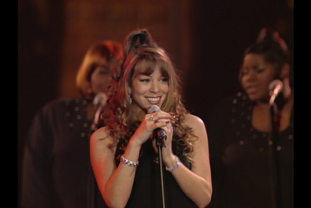 All I Want For Christmas Is You (Live at St. John The Divine)