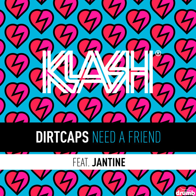 Need a Friend (feat. Jantine)