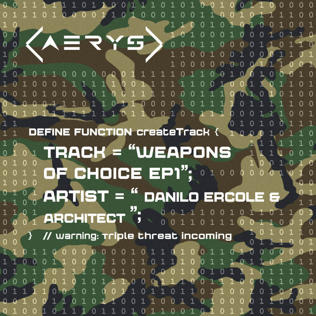Weapons Of Choice EP1