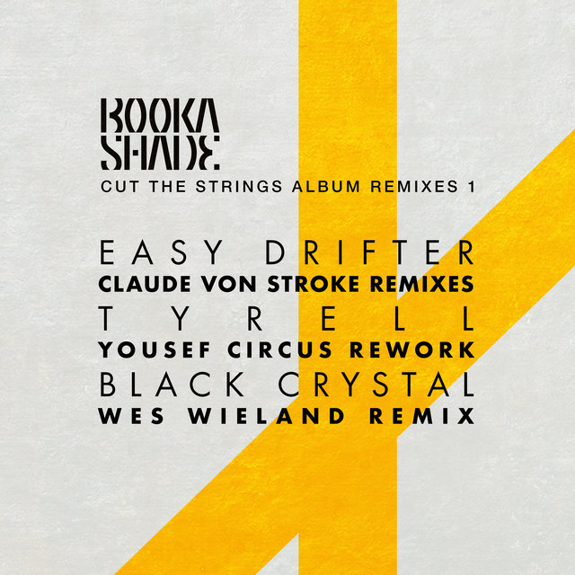 Cut the Strings – Album Remixes 1