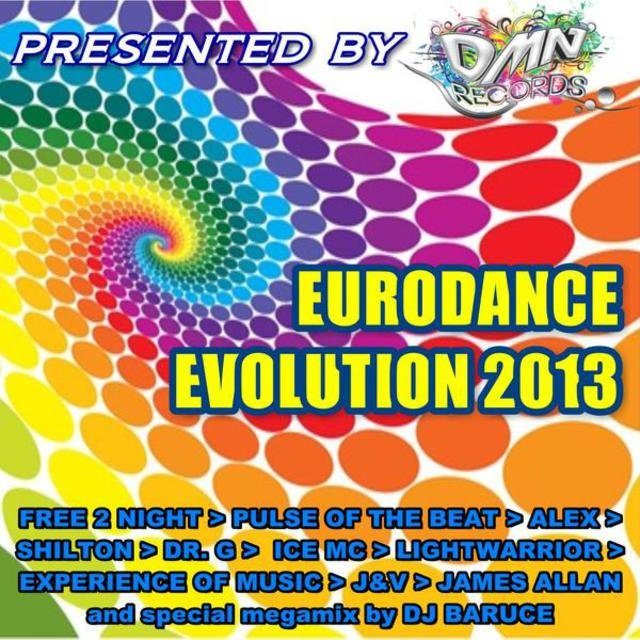 Eurodance Evolution 2013