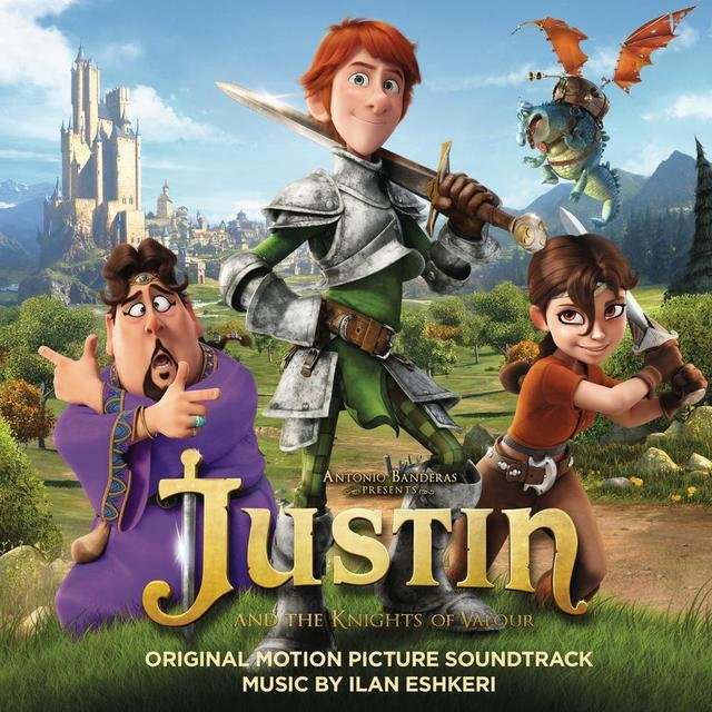 Justin and the Knights of Valour (Original Motion Picture Soundtrack)