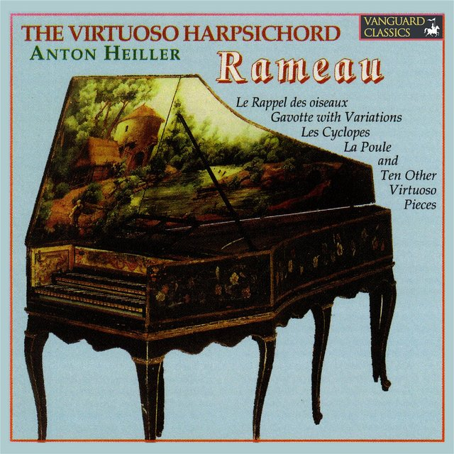 The Virtuoso Harpsichord