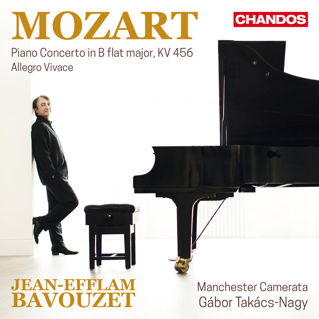 Mozart: Piano Concerto No. 18 in B-Flat Major, K. 456: III. Allegro vivace