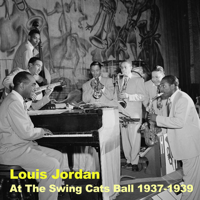 At The Swing Cats Ball 1937-1939