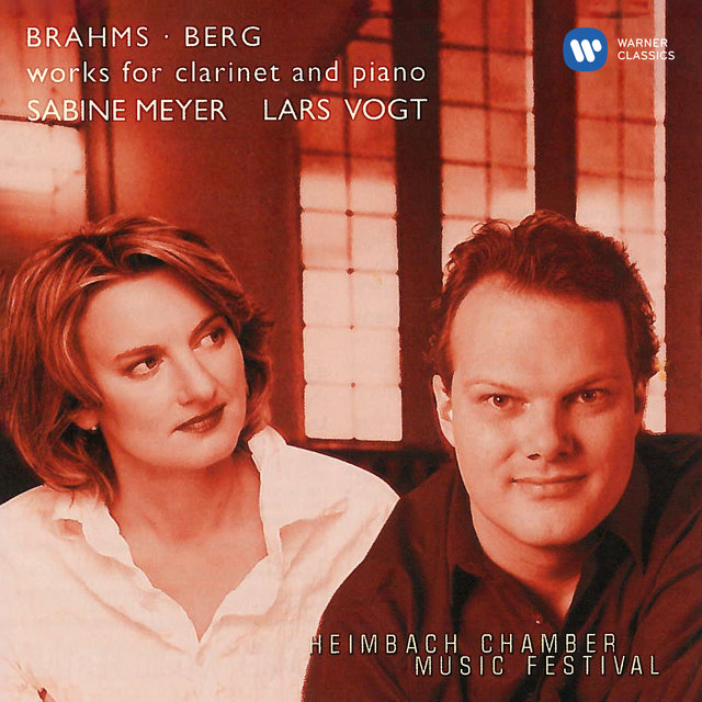 ahms & Berg: Works for Clarinet & Piano (Live at Heimbach Spannungen Festival, 2002)