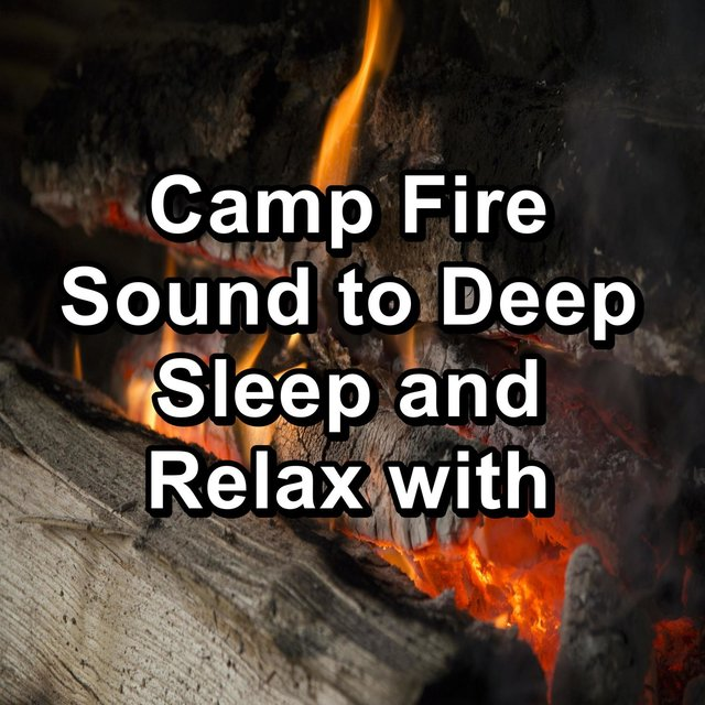 Camp Fire Sound to Deep Sleep and Relax with