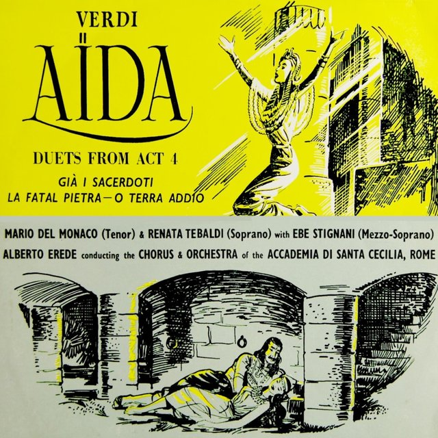 Aida Duets From Act 4
