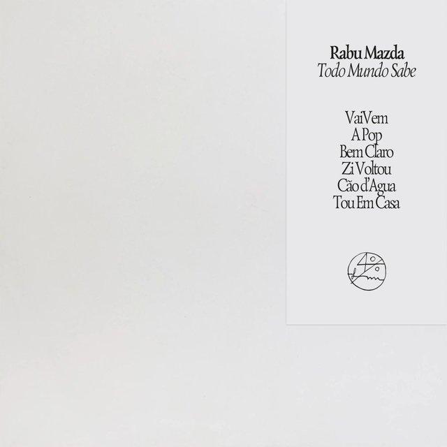 Cover art for album Todo Mundo Sabe by Rabu Mazda