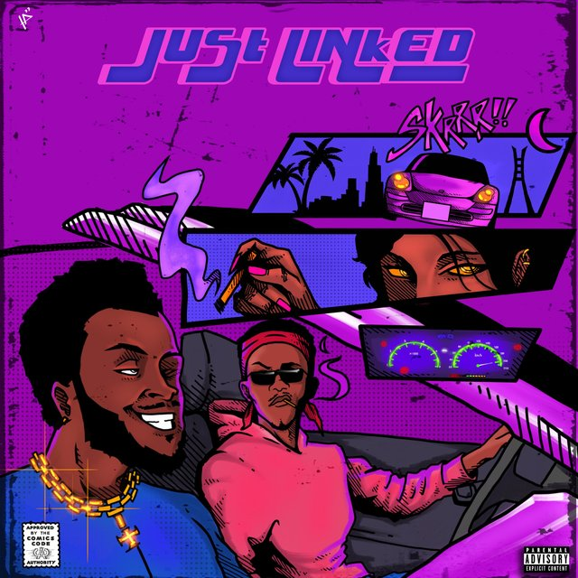Just Linked (feat. Mojo & LK)