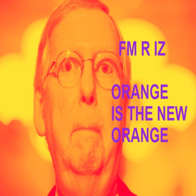 Orange Is the New Orange
