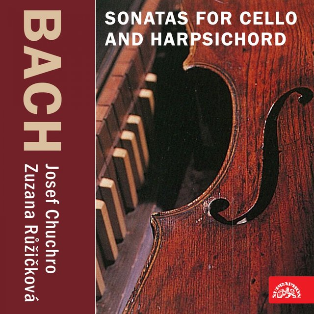 Bach: Cello Sonatas
