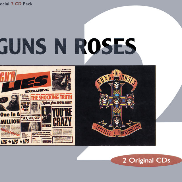 G N' R Lies / Appetite For Destruction