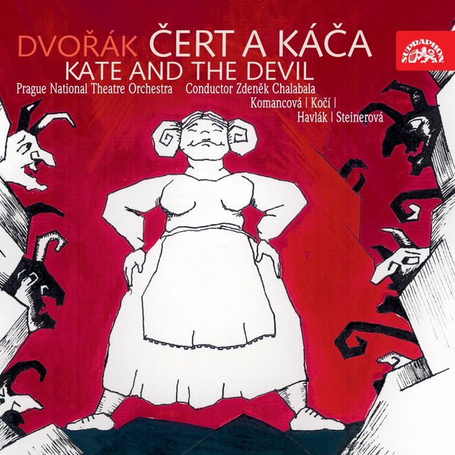Dvořák: Kate And The Devil
