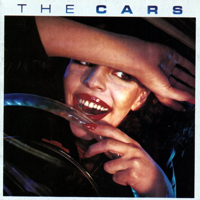 Cover art for album  by The Cars